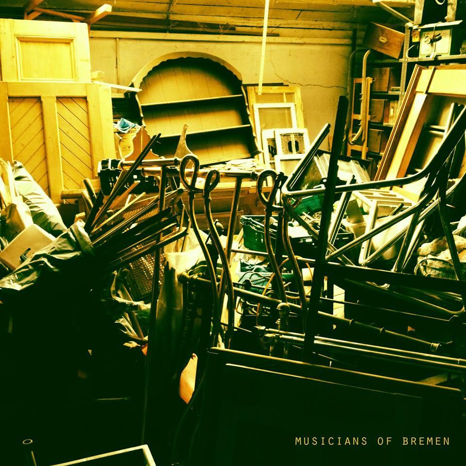 Musician's of Bremen, cover